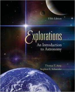 Explorations Intro to Astronomy Case Bound Version