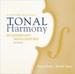 Audio CD/Tonal Harmony