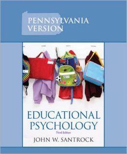 Educational Psychology : Pennsylvania Edition