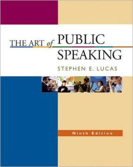 The Art of Public Speaking W/Learning Tools and Lucas on the Go