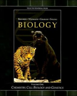 Brooker Volume 1, Chemistry, Cell Biology and Genetics