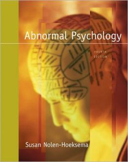 Abnormal Psychology - With CD