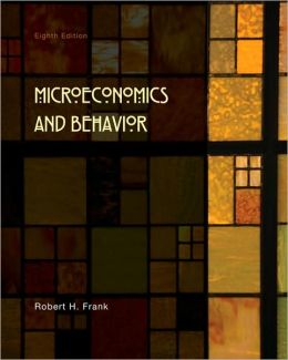 Microeconomics and Behavior