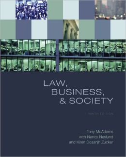 Law, Business, and Society
