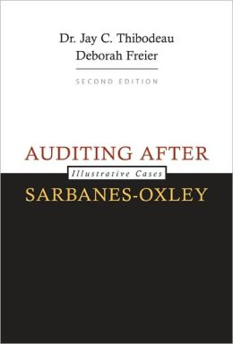 Auditing after Sarbanes-Oxley: Illustrative Cases