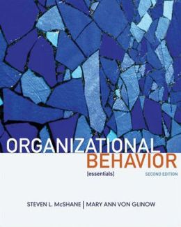 Organizational Behavior: [essentials]