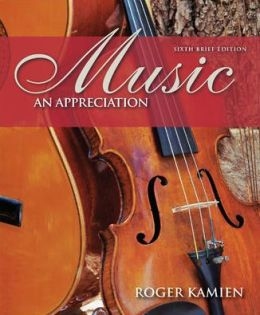 Music: An Appreciation, Brief Edition