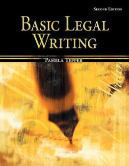 Basic Legal Writing for Paralegals
