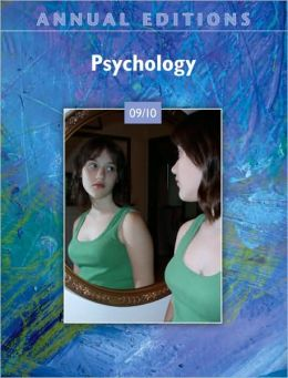 Annual Editions: Psychology 09/10