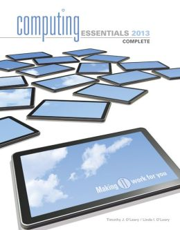 Computing Essentials 2013
