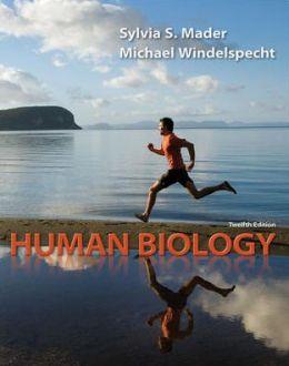 human biology edition 12 by sylvia mader 9780073525464