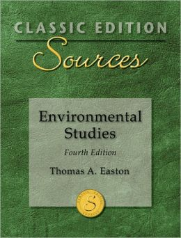 Classic Edition Sources: Environmental Studies