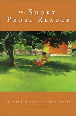 The Short Prose Reader (book alone)