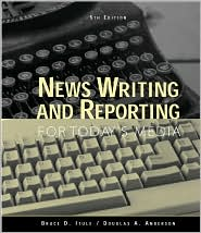 News Writing and Reporting for Today's Media 5th Edition