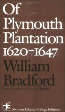 Plymouth Plantation 1620 - 1647