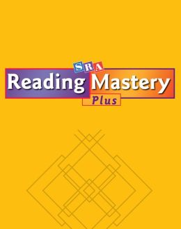 SRA Reading Mastery Plus: Workbook A, Level 3 (Package of 5)