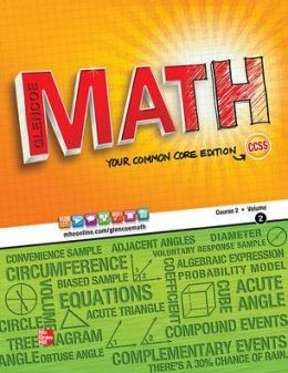 Glencoe Math Course 2, Student Edition, Volume 2