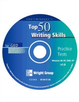 Top 50 Writing Skills for GED Success - CD-ROM Only