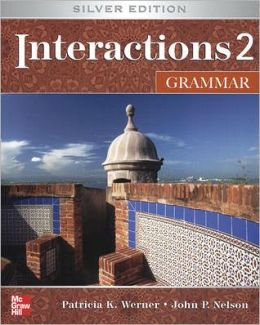 Interactions 2 Grammar Student e-Course: Silver Edition