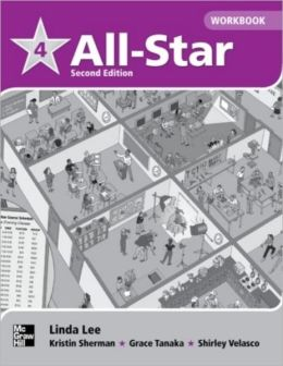 All Star Level 4 Workbook 2nd Edition