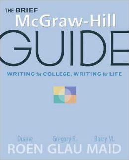 McGraw-Hill Guide, Brief