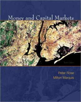 Money and Capital Markets with S&P Bind-in Card