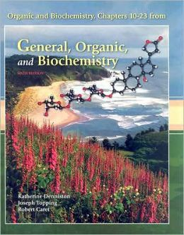 Organic and Biochemistry