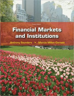 Financial Markets & Institutions w/S&P bind-in card