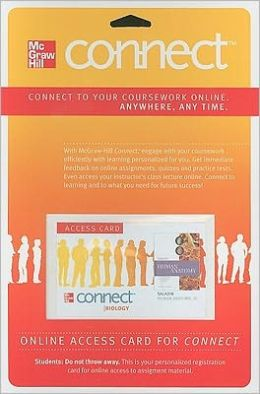 Connect Access Card for Human Anatomy