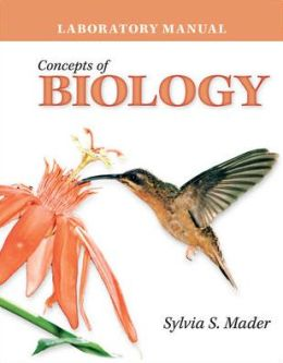 Laboratory Manual to Accompany Concepts of Biology