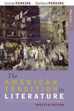 American Tradition in Literature - Volume II - With Ariel CD