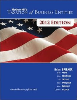 McGraw-Hill's Taxation of Business Entities, 2012e