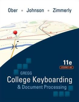 Ober: Kit 1: (Lessons 1-60) w/Word 2010 Manual
