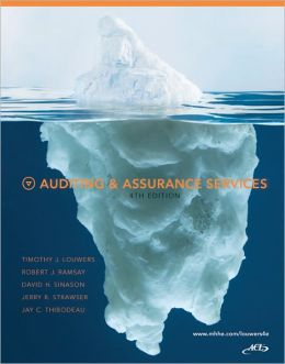 MP Auditing & Assurance Services w/ACL software cd 4e