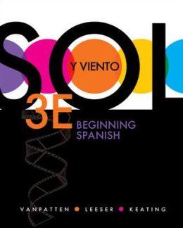 Audio CD Program part 2 for SOL Y VIENTO