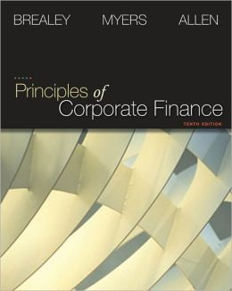 Principles of Corporate Finance with S&P Market Insight + Connect Plus