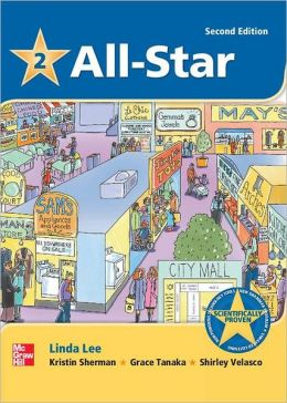 All Star Level 2 Student Book with Work-Out CD-ROM 2nd Edition