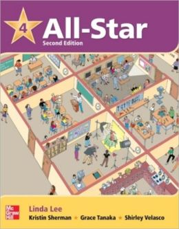 All Star Level 4 Student Book with Work-Out CD-ROM 2nd Edition