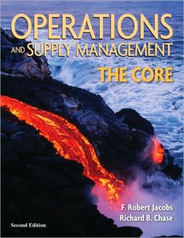 Loose-leaf Version Operations and Supply Management The Core