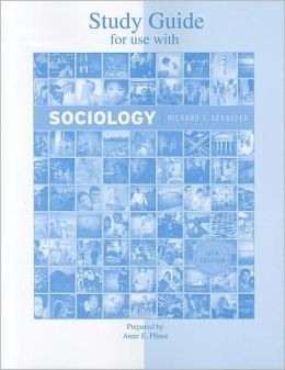 Student Study Guide for use with Sociology 13/E