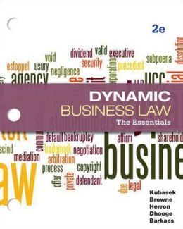 Loose-Leaf Business Law: The Essentials