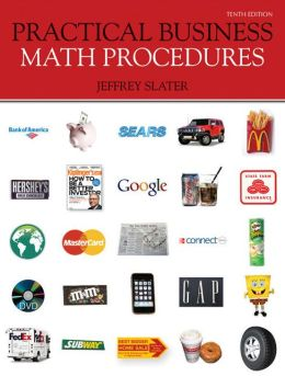 Loose-leaf Business Math Procedures with Business Math Handbook, Student DVD V2, WSJ insert