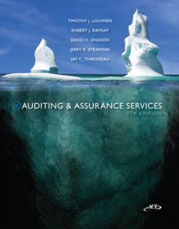MP LL Auditing & Assurance Services w/ACL CD 5e