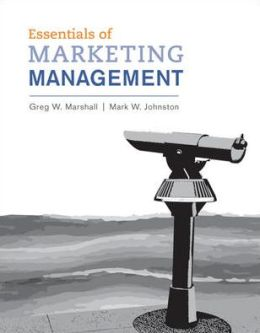 Essentials of Marketing Management w/ 2011 Update