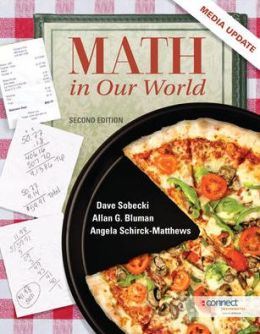 Loose Leaf Version Math In Our World: Media Update