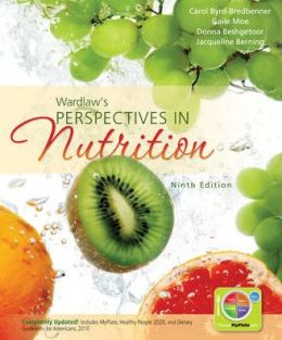Combo: Wardlaw's Perspectives in Nutrition W/NCP 3. 5 CD