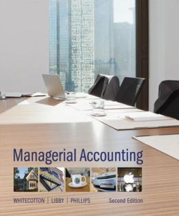 Loose Leaf Managerial Accounting with Connect Plus
