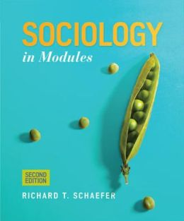 Looseleaf For Sociology In Modules With Connect Plus Access Card