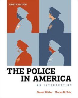 Ll Walker, Police In America