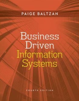 Business Driven Information Systems with Connect Plus